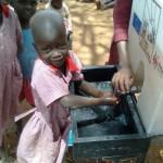 Global hand washing day 2012