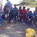Austausch und Spaß - beim Treffen der Tumaini-Kids